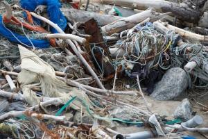 Tsunami debris. Photo: Stiv Wilson